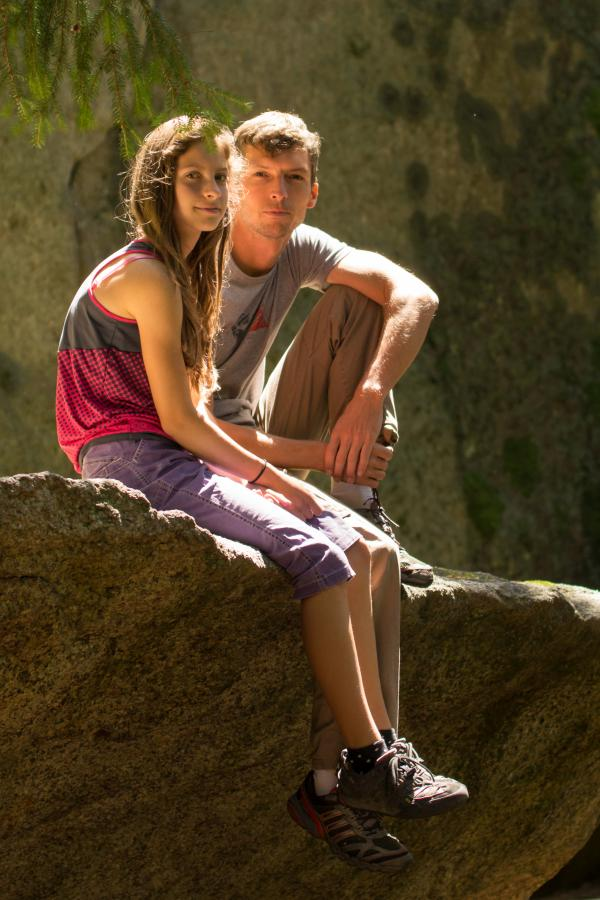 Laura und Michael Feigel