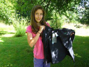 Fleecejacke von CMP für Mädchen