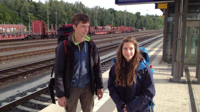Anreise Mit Deutscher Bahn, Bus Oder Als Mitfahrer?