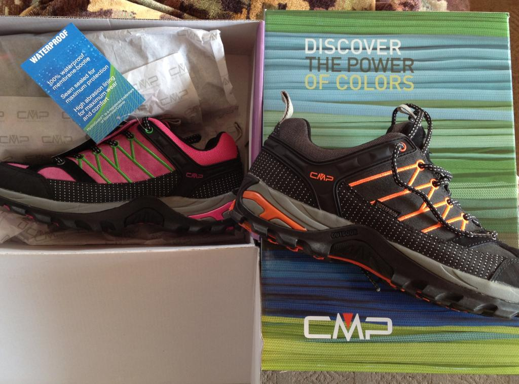 CMP Trekking Schuhe im Test