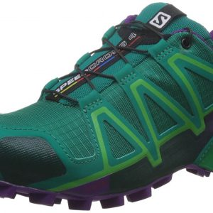 Salomon Femme Speedcross 4, Black/Black/Black Metallic